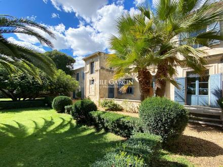Propriété de luxe à vendre NIMES, 480 m², 7 Chambres, 1425000€