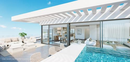 Luxury New apartment for sale Spain, 148 m², 3 Bedrooms, €1199000