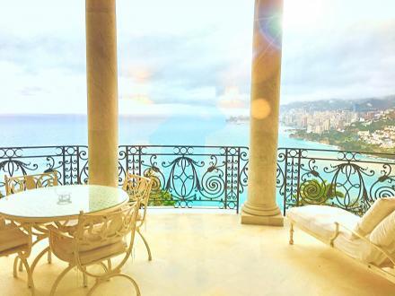 Maison de luxe à louer ROQUEBRUNE CAP MARTIN, 1000 m², 12 Chambres,