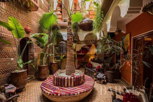 Maison de luxe à vendre MARRAKECH, 128 m², 6 Chambres, 595000€