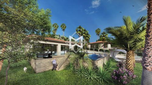 Вилла класса люкс на продажу  Сент-Максим, 313 м², 5 Спальни, 3900000€