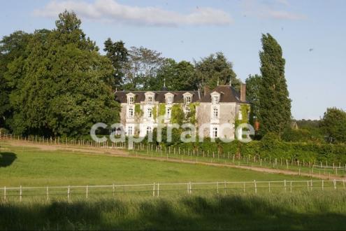 Château / Manoir de luxe à vendre LE MANS, 550 m², 13 Chambres, 731500€