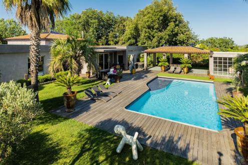 Maison de luxe à vendre MONTPELLIER, 370 m², 4 Chambres, 1290000€