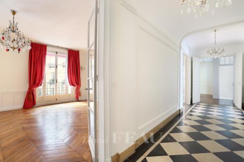 Appartement de luxe à louer PARIS 16E, 242 m², 4 Chambres, 12000€/mois