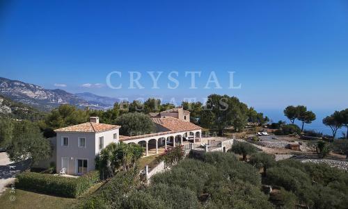 Villa de luxe à louer CAP D'AIL, 8 Chambres