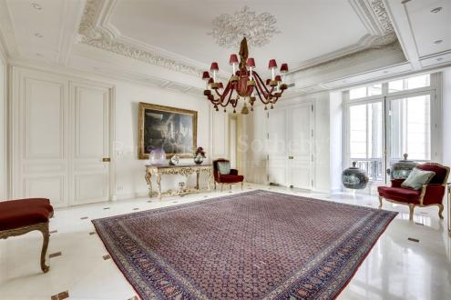Appartement de luxe à vendre PARIS 16E, 377 m², 4 Chambres, 5650000€