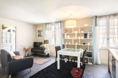 Appartement de luxe à vendre SAINT TROPEZ, 54 m², 1 Chambres, 583000€
