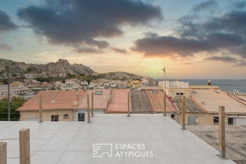Maison de luxe à vendre MARSEILLE, 109 m², 4 Chambres, 572000€