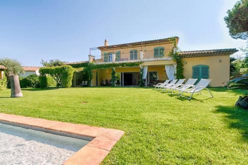 Luxury Villa for sale SAINT TROPEZ, €3950000