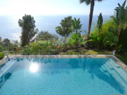 Luxus-Villa zu vermieten CAP D'AIL, 350 m², 5 Schlafzimmer