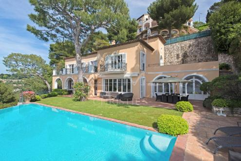 Luxury House for rent SAINT JEAN CAP FERRAT, 300 m², 6 Bedrooms,