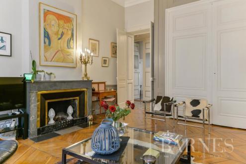 Квартира класса люкс на продажу  Лион, 96 м², 1 Спальни, 570000€