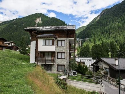 Luxe Appartement te huur Zermatt, 200 m², 4 Slaapkamers,
