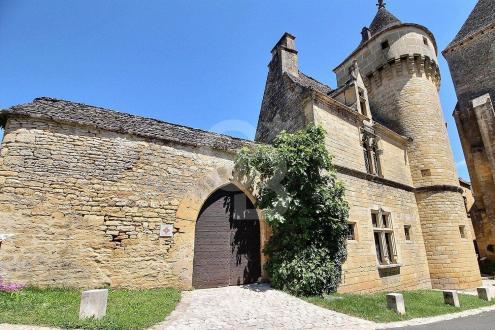 Château / Manoir de luxe à vendre SAINT GENIES, 650 m², 5 Chambres, 1495000€