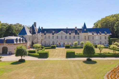 Maison de luxe à vendre PONT AUDEMER, 1300 m², 20 Chambres, 4200000€