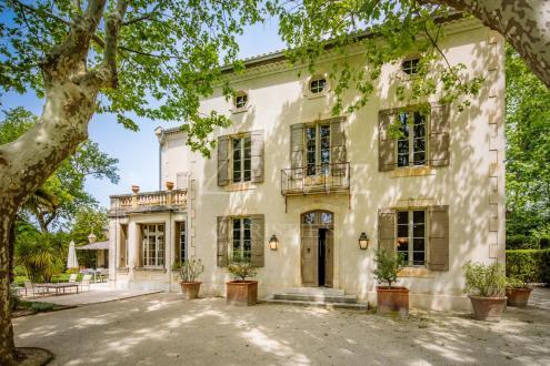 Дом класса люкс на продажу  Сен-Реми-Де-Прованс, 500 м², 7 Спальни, 2950000€
