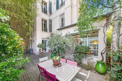 Maison de luxe à vendre BOULOGNE BILLANCOURT, 290 m², 7 Chambres, 2795000€