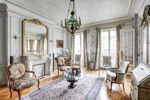 Appartement de luxe à vendre PARIS 3E, 3 Chambres, 1890000€