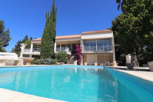 Дом класса люкс на продажу  Ла-Сьота, 280 м², 6 Спальни, 1407000€