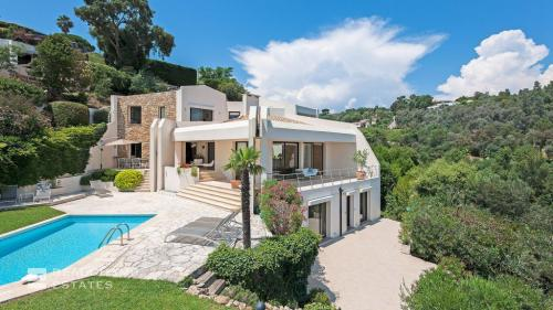 Luxury House for rent CANNES, 290 m², 4 Bedrooms,