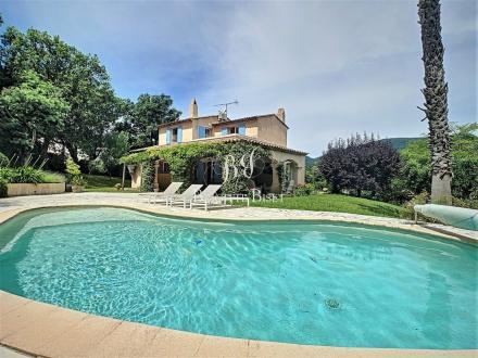 Villa de luxe à vendre PLAN DE LA TOUR, 180 m², 4 Chambres, 1080000€