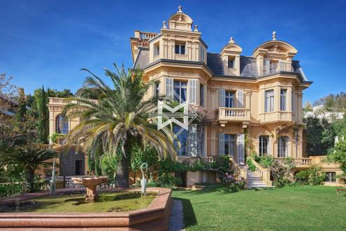 Luxury House for rent CANNES, 1000 m², 10 Bedrooms,