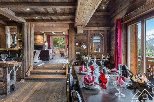 Luxus-Chalet zu verkaufen MERIBEL LES ALLUES, 358 m², 6 Schlafzimmer, 7730000€