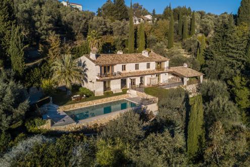 Propriété de luxe à vendre CHATEAUNEUF DE GRASSE, 350 m², 6 Chambres, 3600000€