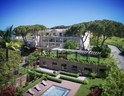Luxury Apartment for sale ANTIBES, 152 m², 3 Bedrooms, € 3 950 000