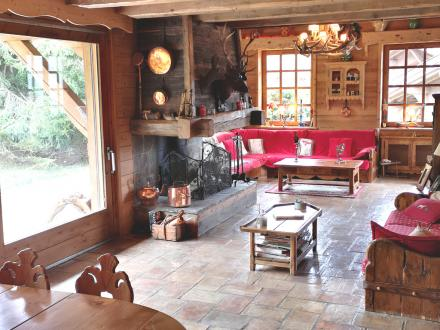 Luxury Chalet for sale MEGEVE, 291 m², 6 Bedrooms, € 2 750 000