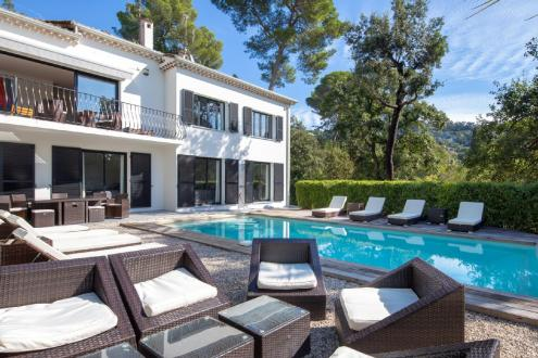 Luxury House for rent CANNES, 255 m², 5 Bedrooms,