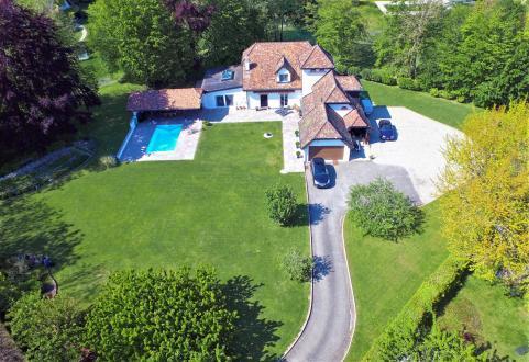 Maison de luxe à vendre Denens, 286 m², 6 Chambres, 4700000CHF