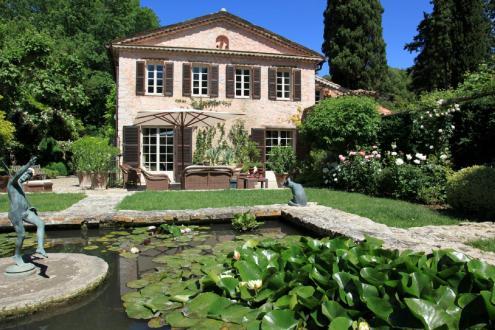 Luxury House for rent MOUANS SARTOUX, 700 m², 6 Bedrooms,