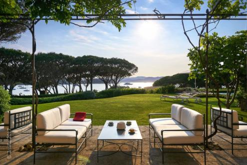 Maison de luxe à louer SAINT TROPEZ, 450 m², 8 Chambres,