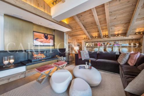 Luxury Chalet for rent COURCHEVEL, 850 m², 6 Bedrooms,