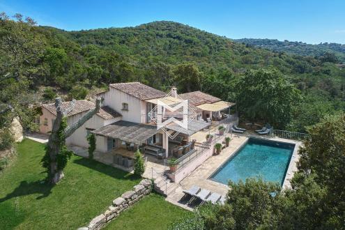 Villa de luxe à vendre GASSIN, 157 m², 4 Chambres, 2600000€