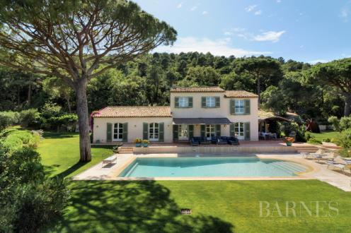 Maison de luxe à louer GASSIN, 300 m², 6 Chambres,