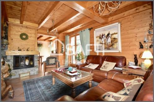 Luxus-Chalet zu verkaufen COURCHEVEL, 157 m², 4 Schlafzimmer, 1280000€