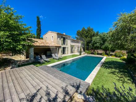 Luxus-Haus zu verkaufen MAUSSANE LES ALPILLES, 160 m², 3 Schlafzimmer, 1378000€