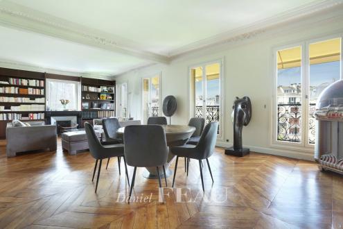 Appartement de luxe à vendre PARIS 8E, 199 m², 4 Chambres, 3950000€