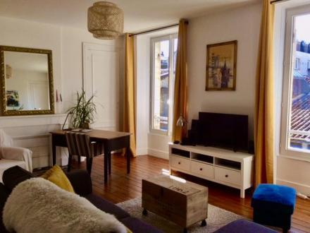 Квартира класса люкс на продажу  Бордо, 120 м², 3 Спальни, 579000€