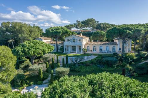 Propriété de luxe à vendre SAINT TROPEZ, 600 m², 12 Chambres, 39000000€