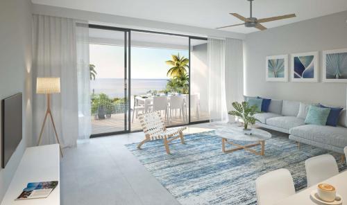 Квартира класса люкс на продажу  Маврикий, 244 м², 3 Спальни, 1030585€