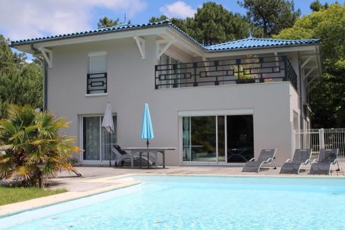 Luxus-Villa zu verkaufen LEGE CAP FERRET, 240 m², 5 Schlafzimmer, 1545000€