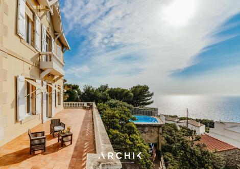 Villa de luxe à vendre MARSEILLE, 298 m², 5 Chambres, 2950000€