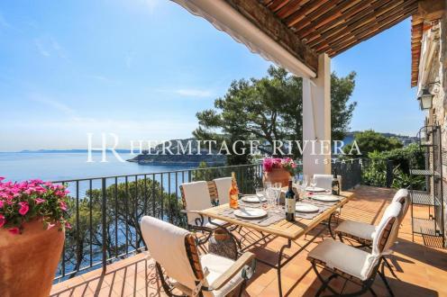 Maison de luxe à louer SAINT JEAN CAP FERRAT, 400 m², 6 Chambres,