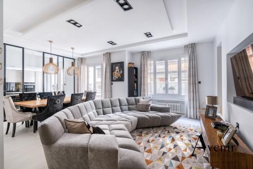 Квартира класса люкс на продажу  Лион, 122 м², 3 Спальни, 899000€