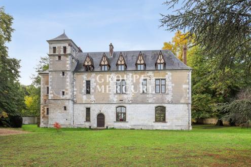 Luxe Kasteel/landhuis te koop GAILLON, 430 m², 10 Slaapkamers