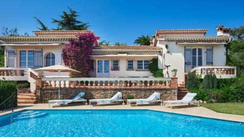 Villa de luxe à vendre MANDELIEU LA NAPOULE, 160 m², 4 Chambres, 1850000€