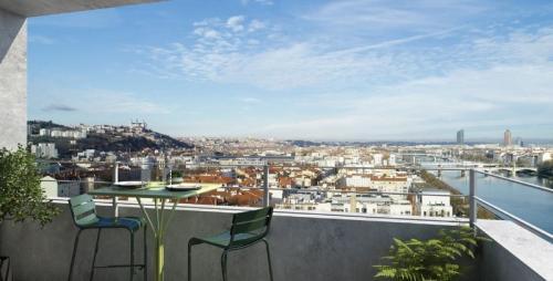 Luxe Appartement te koop LYON, 90 m², 3 Slaapkamers, 781353€